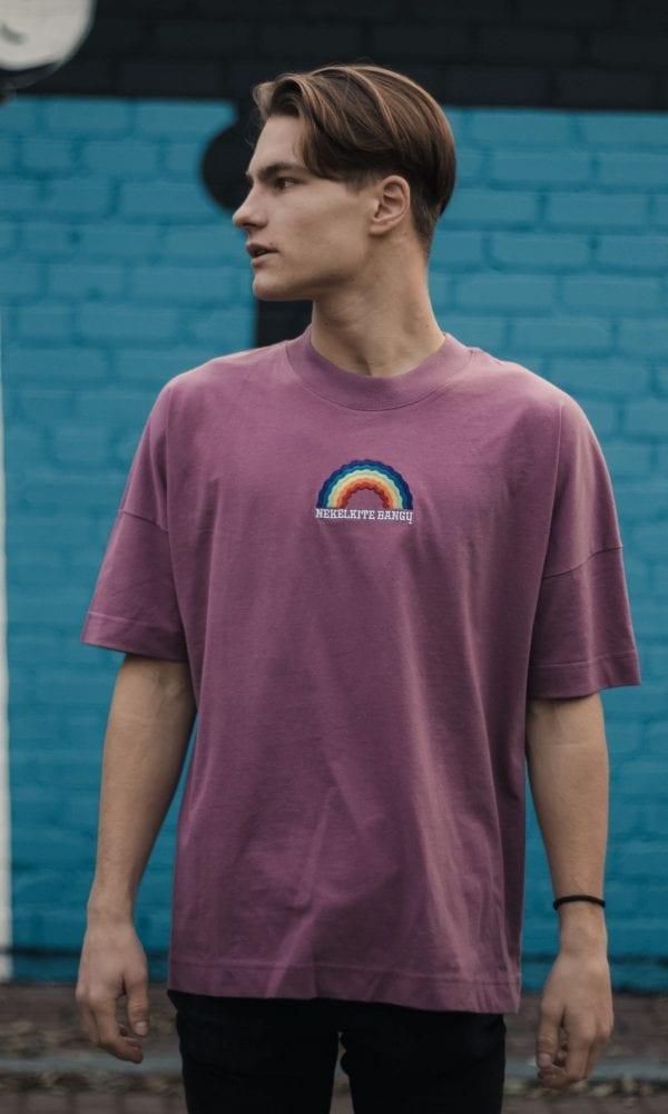violetiniai marškinėliai, žaismingi marškinėliai, stilingi marškinėliai, vyriški marškinėliai