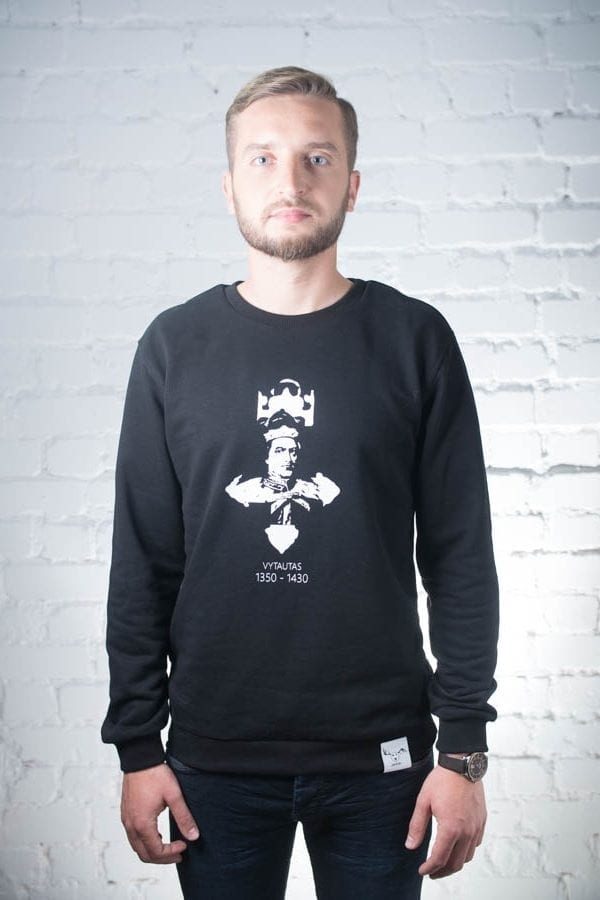 juodas džemperis, patriotinis džemperis, Shmutke džemperis, džemperis su nuolaida